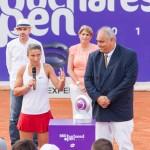 Sara Errani la BRD Bucharest Open. Foto: Dan Călin/Treizecizero.ro