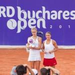 Anna Karolina Schmiedlova, Sara Errani la BRD Bucharest Open. Foto: Dan Călin/Treizecizero.ro