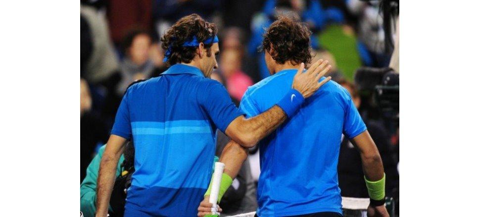 """Începe să-l descifreze? Federer: """"În trecut, mă îndoiam de capacităţile mele în faţa lui Rafa!"""""""