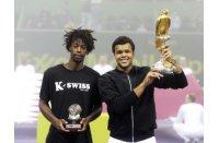 Round-Up Brisbane, Chennai, Doha: Tsonga şi Murray au început anul în forţă