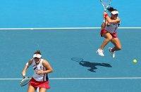 Begu şi Niculescu, în sferturi la prima participare împreună la un Grand Slam!