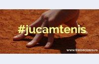 #jucamtenis la final: Blogosfera a respirat tenis!