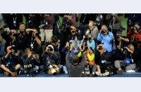 """Viziuni diferite: Cum îi """"văd"""" fotoreporterii pe jucătorii de tenis"""