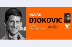 Cartea lui Nole: Cum și-a relansat Novak Djokovic cariera cu ajutorul unei diete salvatoare