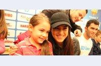 Kids Day 2013 | Trei copii mai mari către toții copiii: Hai să jucăm tenis!