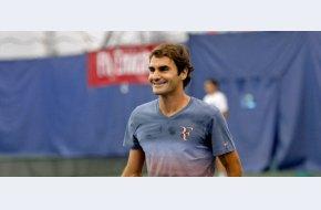 Vamos, Roger! Cum am petrecut o zi la antrenamentele lui Federer din presezon