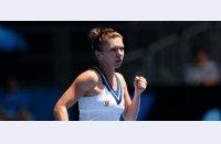 Simona Nadal și dreptatea făcută în primul game din setul trei