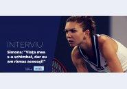 """Discursul Simonei: """"Când înțelegi tenisul, îți aduce satisfacții enorme!"""""""