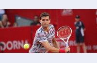 Viitorul ATP își arată potențialul la București. Grigor Dimitrov l-a învins pe promițătorul Jiri Vesely