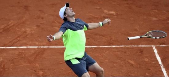 Personaje la Roland Garros: Facundo Bagnis, omul care voia doar să știm că există