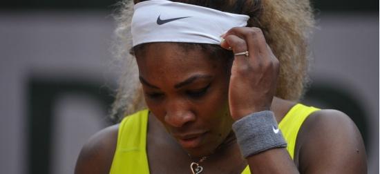 Totul se joacă! Serena Williams e eliminată în turul 2, Roland Garros e deschis oricărei posibilități