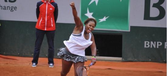 Personaje la Roland Garros: Taylor Townsend și ambalajul versus conținutul