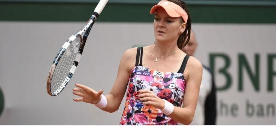 """A ieșit și Aga. Și mai mulți ochi pe Simona, dar Sharapova își asumă: """"Nu văd de ce nu m-aș considera favorită"""""""