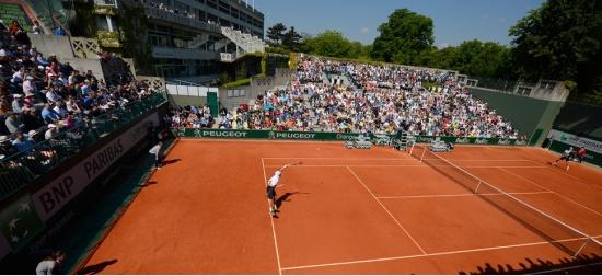 Jurnal Roland Garros: Lumea terenurilor auxiliare, juniorii şi dublul