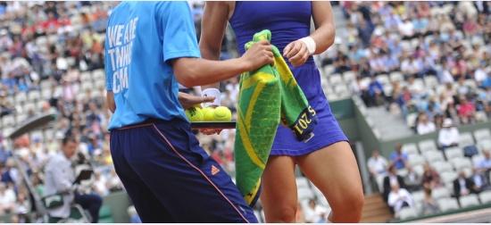 Concurs 2 Parale și Treizecizero: Câștigă prosopul oficial al Roland Garros 2014