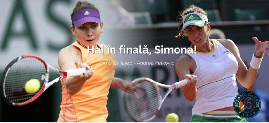 Preview: Simona Halep - Andrea Petkovic, pentru finală! Tot ce trebuie să știm despre Petkovic