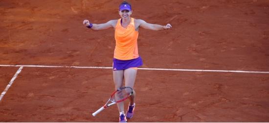 """Simona, înainte de prima finală de Slam: """"Contează jocul, sentimentul pe care îl ai pe teren și cum reziști emoțiilor"""""""