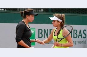 Avem un titlu la Roland Garros! Ioana Ducu și Loredana Roșca au câștigat finala de dublu la junioare