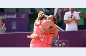 Elena și Alexandra, titlu la dublu! Prima ediție a WTA Bucharest Open, primele campioane din România