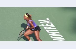 Montreal: Pene de curent, ploaie, eliminări ale favoritelor, dar audiența tenisului în Canada crește fulminant