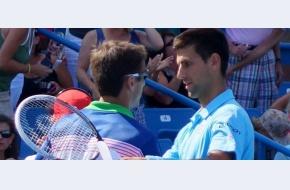 Golden Masters mai așteaptă: Djokovic pierde iar în turul 3. Federer s-a aprins cu Monfils, îl primește pe Murray în sferturi