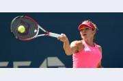 Mult mai bine: Simona Halep trece confortabil de Cepelova, e în turul 3 la US Open