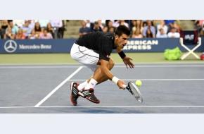 Novak Djokovic îl învinge pe Murray, Nishikori îl scoate pe Wawrinka