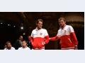 Roger și Stan, aproape de finala mult dorită, francezii joacă la Roland Garros; Spania și Serbia, în pericol