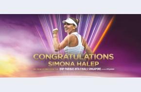 Pregătiți-vă de Singapore! Simona Halep, calificată oficial la Turneul Campioanelor