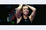 Queen Simona e în finala Turneului Campioanelor! Victorie confortabilă cu Aga, rematch pentru titlu cu Serena