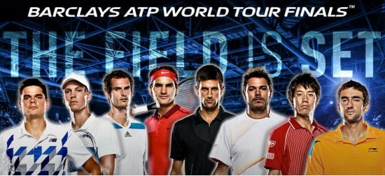 S-au decis cei opt calificați la Turneul Campionilor. Federer pierde cu Raonic, Djokovic se poate desprinde