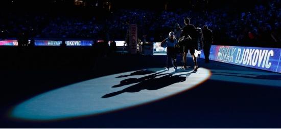 Novak Djokovic e primul finalist la Turneul Campionilor: primul set pierdut indoor de Nole n-a fost suficient