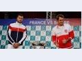 Franța - Elveția, cea mai bună finală de Cupa Davis posibilă? În mod cert e cea mai captivantă
