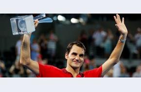 """De 1.000 de ori """"Game, set & match, Mr. Federer""""! Și un titlu drept bonus"""