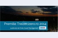 """Rezultatele și câștigătorii voting-ului """"Premiile Treizecizero 2014"""""""
