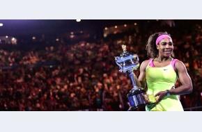 Nouăsprezece! Serena Williams câștigă Australian Open într-o finală spectaculoasă cu Sharapova