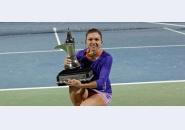 Campioană! Queen Simona Halep câștigă titlul la Dubai, al zecelea al carierei!