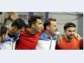 Team effort: România bifează a doua victorie consecutivă în Cupa Davis, se pregătește de un nou meci acasă, cu Slovacia