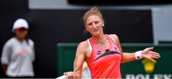 Irinei i-a lipsit un strop de încredere: Begu pierde în decisiv cu Aga; Monica, învinsă iar de Serena