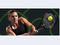 Simona Halep, momente de joc incredibil contra lui Sloane. Semifinale la Miami, urmează Serena!