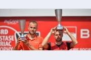 Trofeul de dublu rămâne acasă: Marius Copil și Adrian Ungur câștigă titlul la București! Garcia Lopez triumfă la simplu