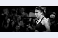 Simo in black: debut victorios pentru Simona Halep la Roland Garros