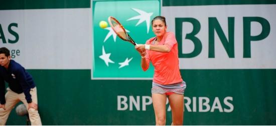 Grozava Andreea Mitu o învinge pe Pliskova, se califică în turul al treilea la Roland Garros!