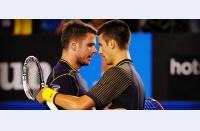 Djokovic vs Wawrinka, finala. Novak, față în față cu istoria. Și cu Stan the Man, spărgătorul de petreceri