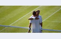 Ziua 1. Ultimul dans al lui Rusty la Wimbledon a fost, cum altfel, în cinci seturi. Au început surprizele la fete