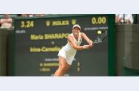 Irina Begu nu reușește surpriza, pierde cu Maria Sharapova în turul al treilea la Wimbledon