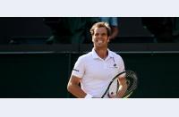 Eterna speranţă se întoarce: după 8 ani, Richard Gasquet este din nou într-o semifinală la Wimbledon