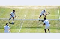 Înapoi în finală! Horia Tecău revine în finala de la Wimbledon, câștigă duelul cu Florin Mergea într-un final cu mult suspans