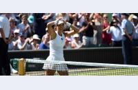 Serena Slam mai poate fi pus în pericol doar de o finalistă debutantă: Garbine Muguruza o va întâlni pe Serena în finala Wimbledon