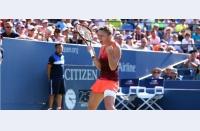 Simona Halep luptă fantastic, revine cu Lisicki și se califică în premieră în sferturile de finală la US Open. Urmează super întâlnirea cu Azarenka!